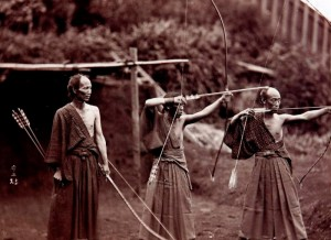 CHINESE ARCHERS